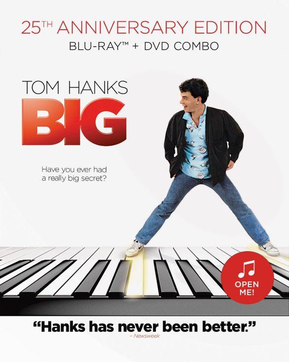 Big [25th Anniversary Edition] [2 Discs] [Blu-ray/DVD] [1988] 3034073