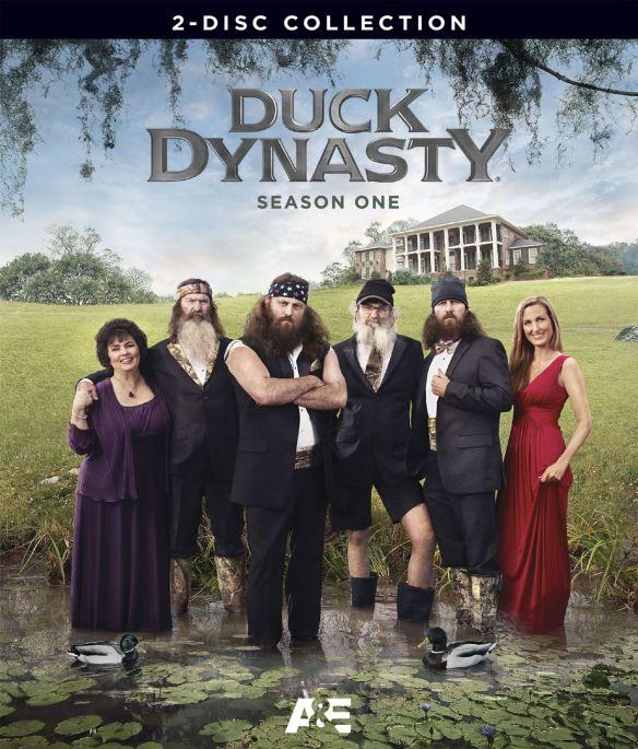 Duck Dynasty: Season 1 [2 Discs] [Blu-ray] 3034082