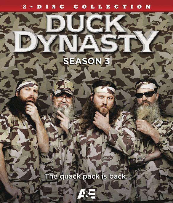 Duck Dynasty: Season 3 [2 Discs] [Blu-ray] 3034091