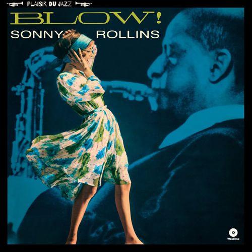 Sonny Rollins: Blow! [LP] - VINYL