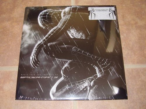 Spiderman 3 [Set 3] [LP] - VINYL 30354189