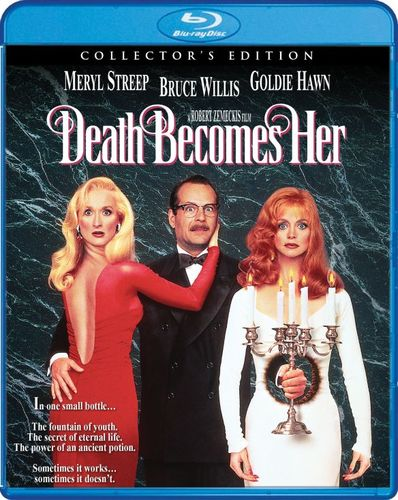 Death Becomes Her [Blu-ray] [1992] 30373259