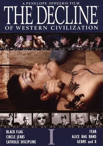 The Decline of Western Civilization [DVD] [1981] 30374639
