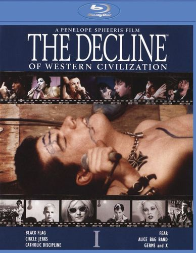The Decline of Western Civilization [Blu-ray] [1981] 30374648