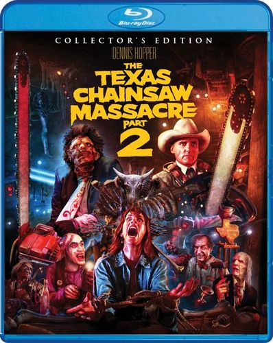 The Texas Chainsaw Massacre: Part 2 [Collector's Edition] [Blu-ray] [1986] 30374784