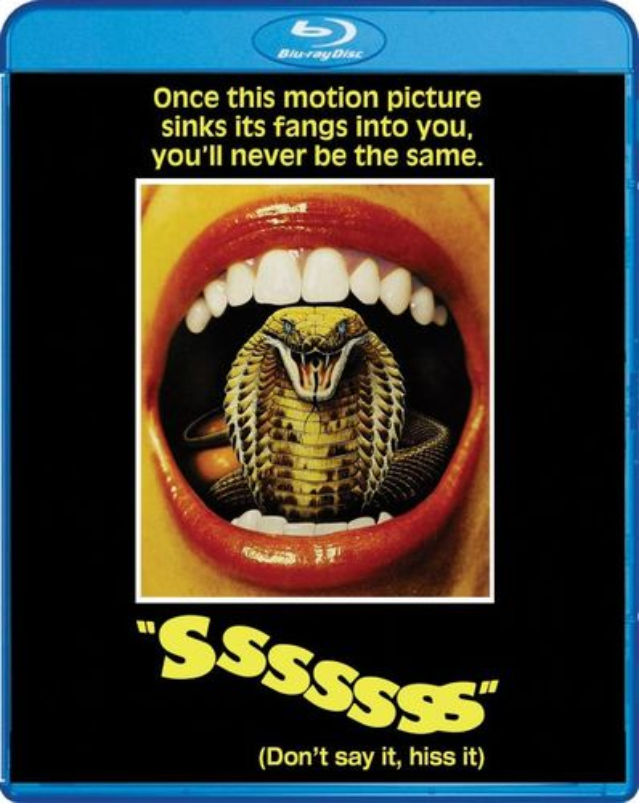 Sssssss [Blu-ray] [1973] 30374811