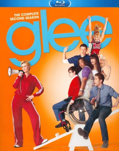 Glee: The Complete Second Season [4 Discs] [Blu-ray] 3039164