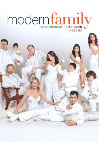 Modern Family: The Complete Second Season [3 Discs] [DVD] 3039173