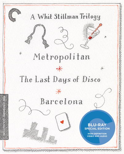 A Whit Stillman Trilogy [Criterion Collection] [Blu-ray] [3 Discs] 30397255