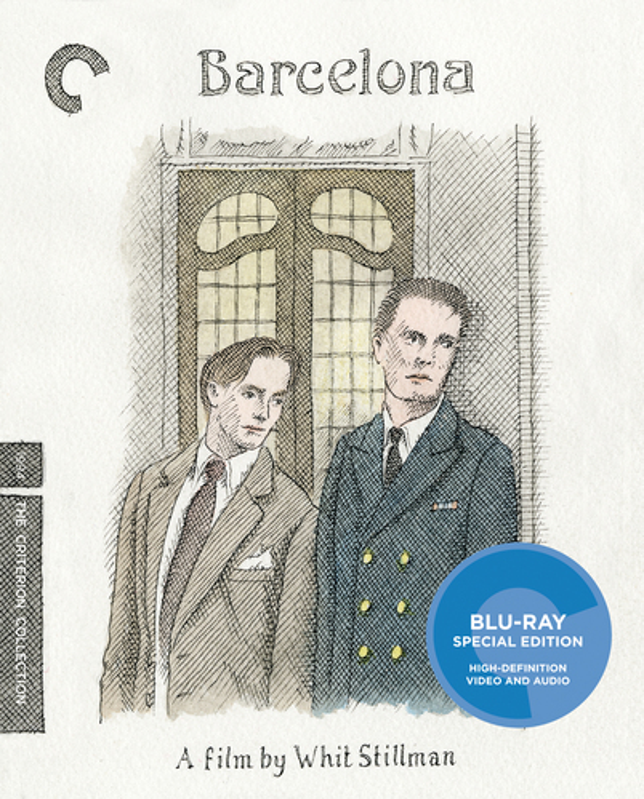 Barcelona [Criterion Collection] [Blu-ray] [1994] 30397273