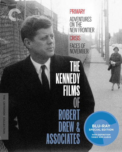 The Kennedy Films of Robert Drew and Associates [Criterion Collection] [Blu-ray] 30397291