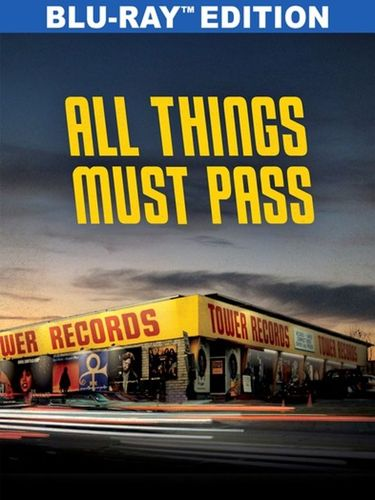 All Things Must Pass: The Rise and Fall of Tower Records [Blu-ray] [2015] 30399235