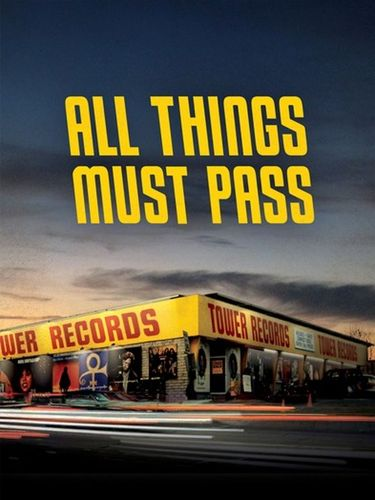 All Things Must Pass: The Rise and Fall of Tower Records [DVD] [2015] 30399244