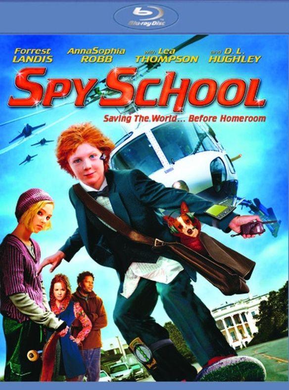 Spy School [Blu-ray] [2008] 30402212