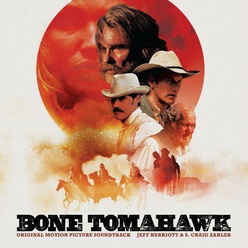 Bone Tomahawk [Original Soundtrack] [LP] - VINYL 30407409