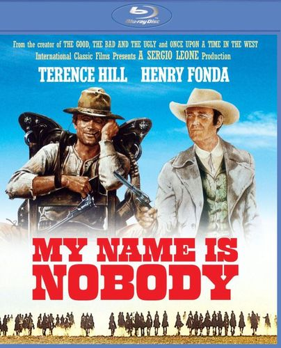 My Name Is Nobody [Blu-ray] [1974] 3041187