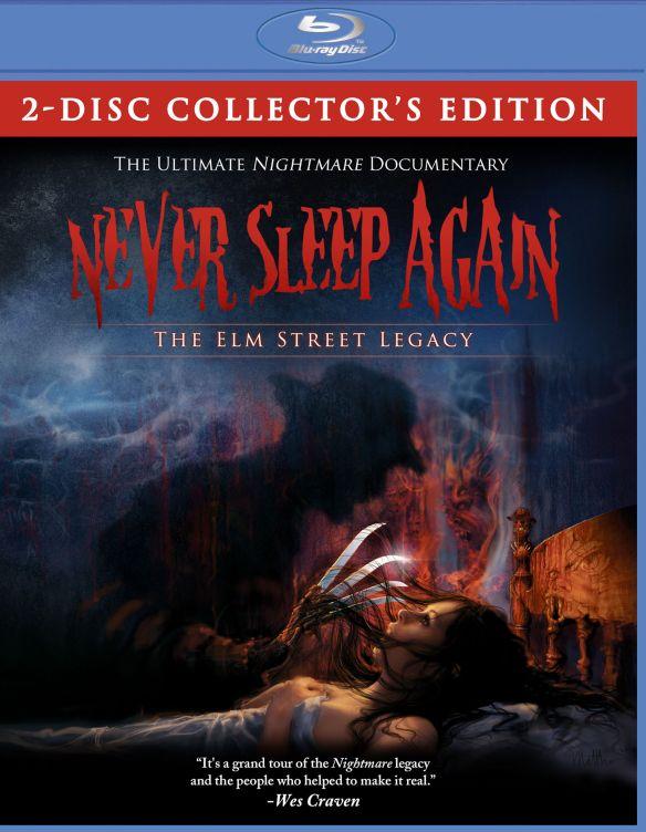 Never Sleep Again: The Elm Street Legacy [Blu-ray] [2010] 3041342