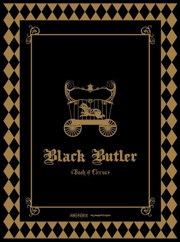 Black Butler: Book of Circus - Season Three [Blu-ray] [4 Discs] 30416287