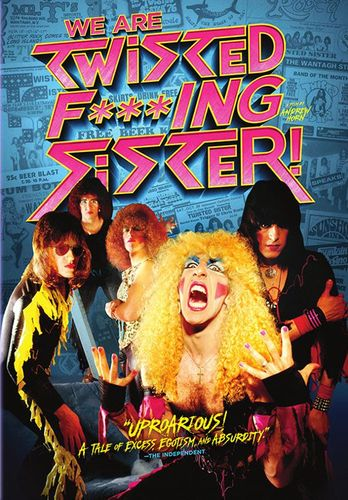 We Are Twisted F ing Sister! [DVD] [2014] 30423171