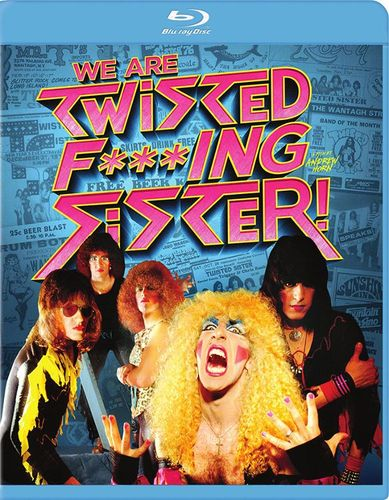 We Are Twisted F ing Sister! [Blu-ray] [2014] 30423199