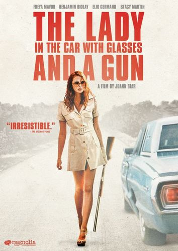 The Lady in the Car with Glasses and a Gun [DVD] [2015] 30424189