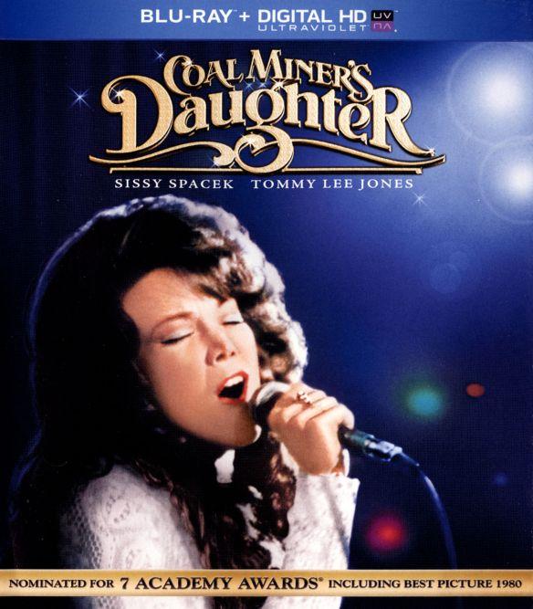 Coal Miner's Daughter [Includes Digital Copy] [UltraViolet] [Blu-ray] [1980] 3043007
