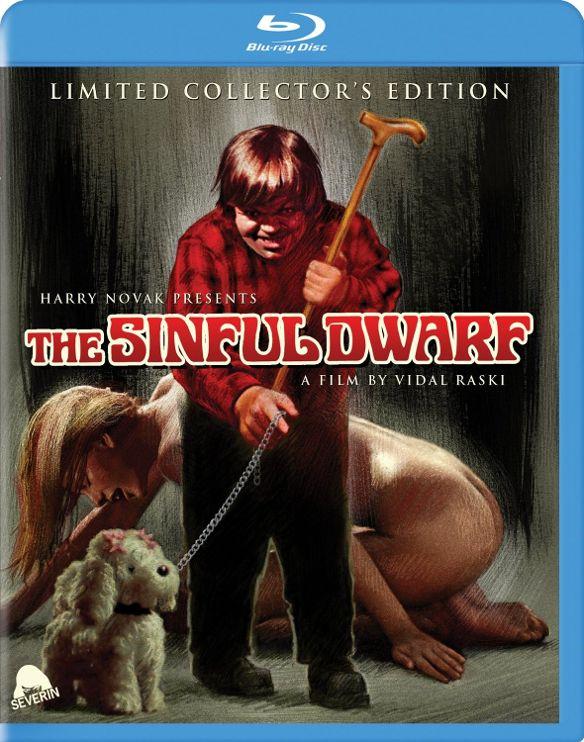The Sinful Dwarf [Blu-ray] [1973] 30440208