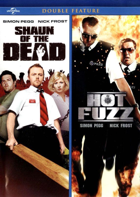 Shaun of the Dead/Hot Fuzz [2 Discs] [DVD] 3044033