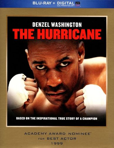 The Hurricane [Includes Digital Copy] [UltraViolet] [Blu-ray] [1999] 3044139