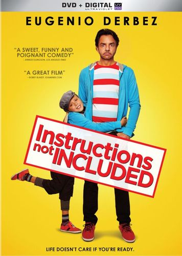 Instructions Not Included [DVD] [2013] 3044184