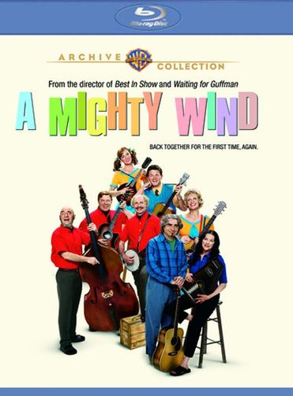 A Mighty Wind [Blu-ray] [2003] 30443172
