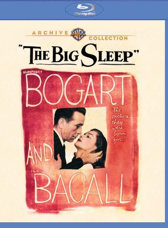 The Big Sleep [Blu-ray] [1946] 30443451