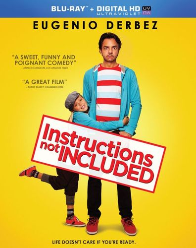 Instructions Not Included [Blu-ray] [2013] 3044358