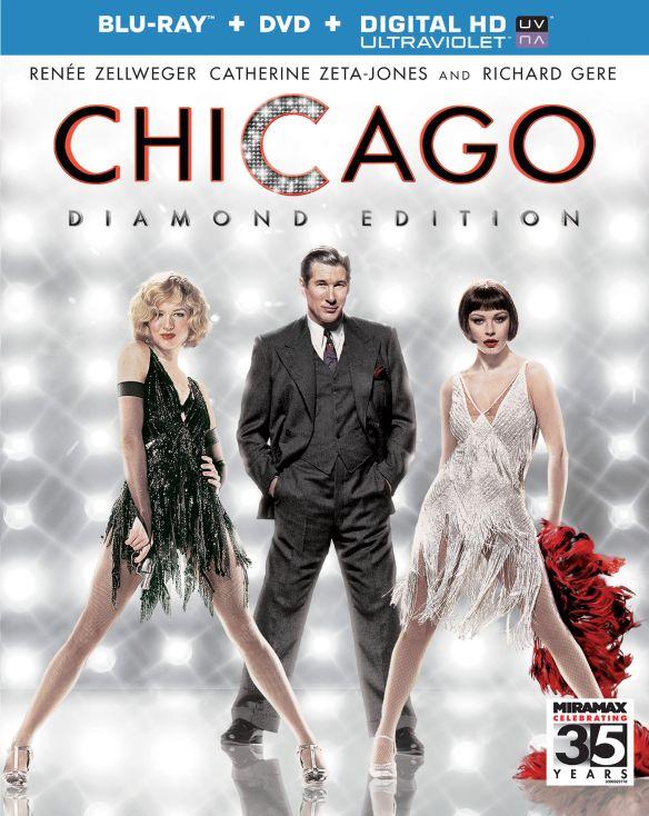 Chicago [Diamond Edition] [Blu-ray] [2002] 3044427