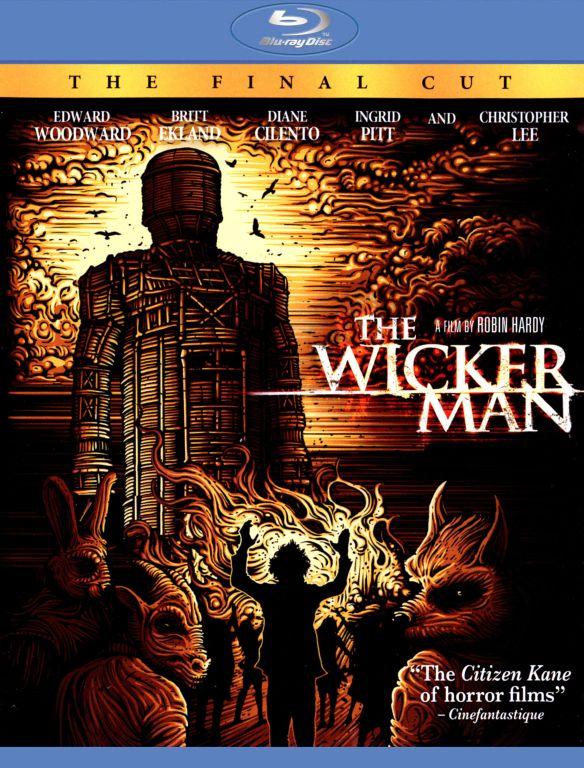 The Wicker Man [Blu-ray] [1973] 3044472