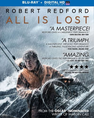 All Is Lost [Includes Digital Copy] [UltraViolet] [Blu-ray] [2013] 3044534