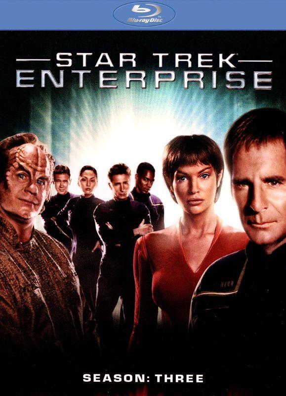Star Trek: Enterprise - Season Three [6 Discs] [Blu-ray] 3044561