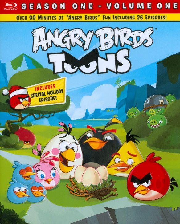 Angry Birds Toons, Vol. 1 [Blu-ray] 3044625