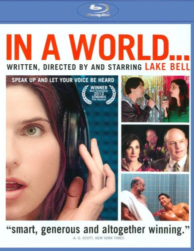 In a World [Blu-ray] [2013] 3044634