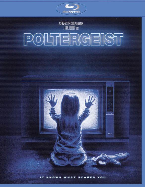 Poltergeist [Blu-ray] [1982] 3044643