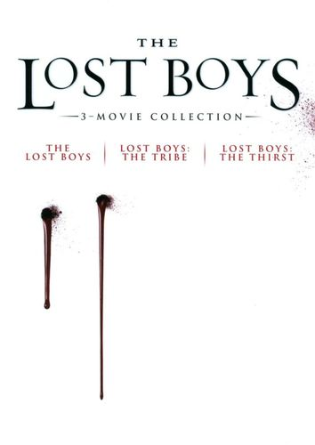 The Lost Boys 3-Movie Collection [3 Discs] [DVD] 3044652