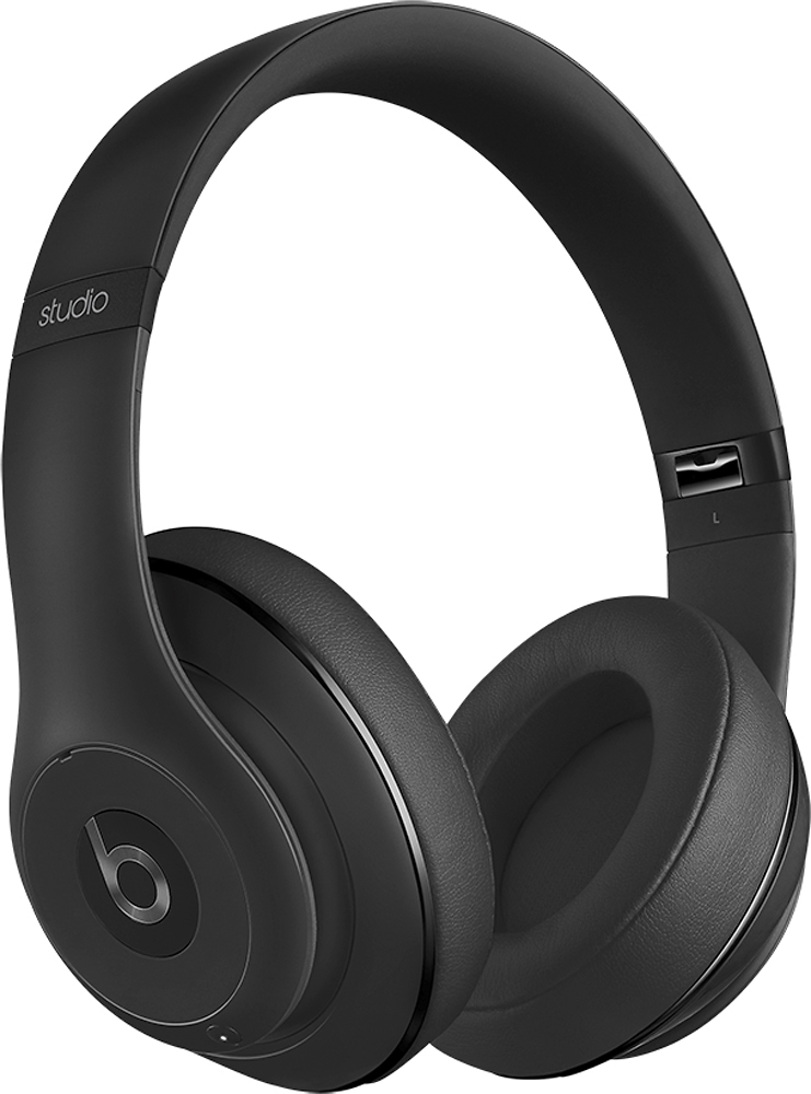 Beats by Dr. Dre - Beats Studio Wireless Over-the-Ear Headphones - Black