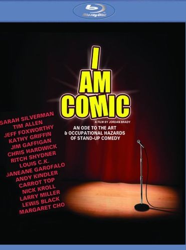 I Am Comic [Blu-ray] [2010] 30461232