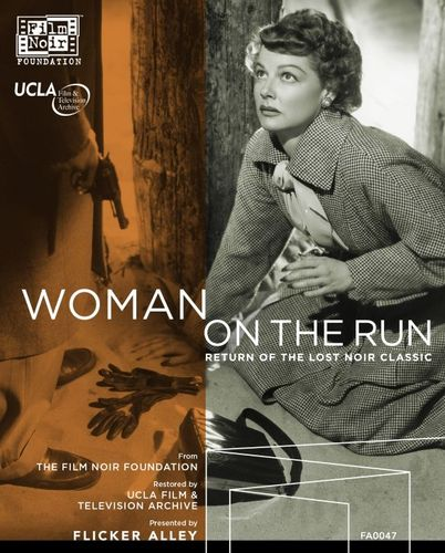 Woman on the Run [Blu-ray/DVD] [2 Discs] [1950] 30465746