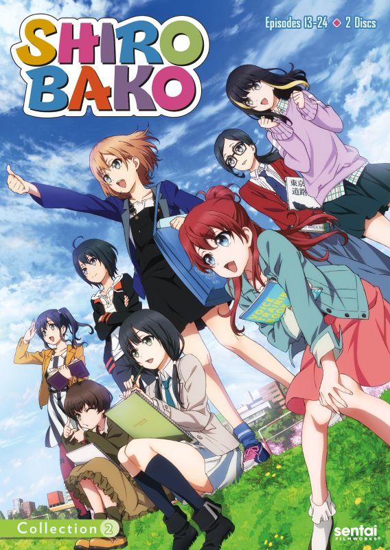 Shirobako: Collection 2 [2 Discs] [DVD] 30466763