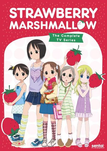 Strawberry Marshmallow: The Complete TV Series [3 Discs] [DVD] 30466772