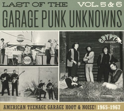 Last of the Garage Punk Unknowns, Vol. 5-6 [CD] 30476219