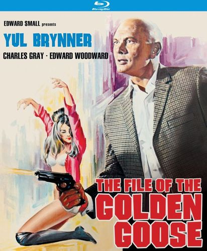 The File of the Golden Goose [Blu-ray] [1969] 30487167