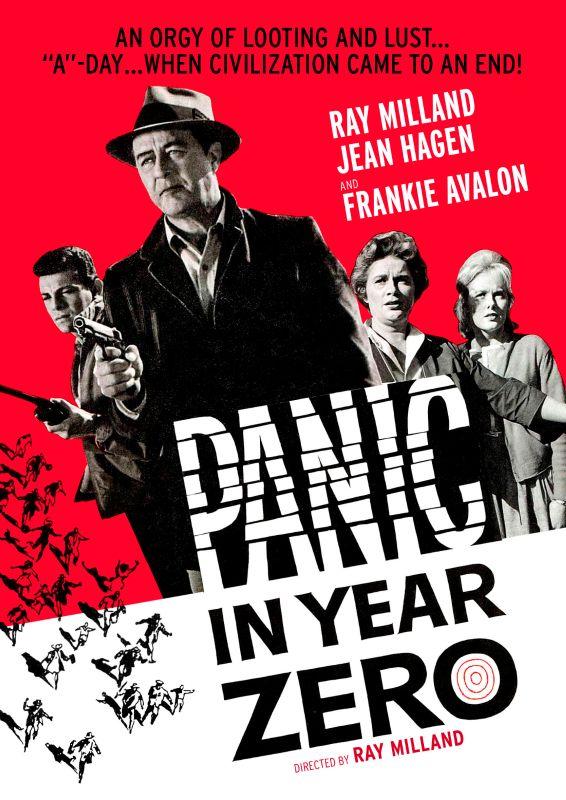 Panic in Year Zero [DVD] [1962] 30487227