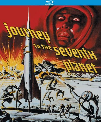Journey to the Seventh Planet [Blu-ray] [1962] 30487236